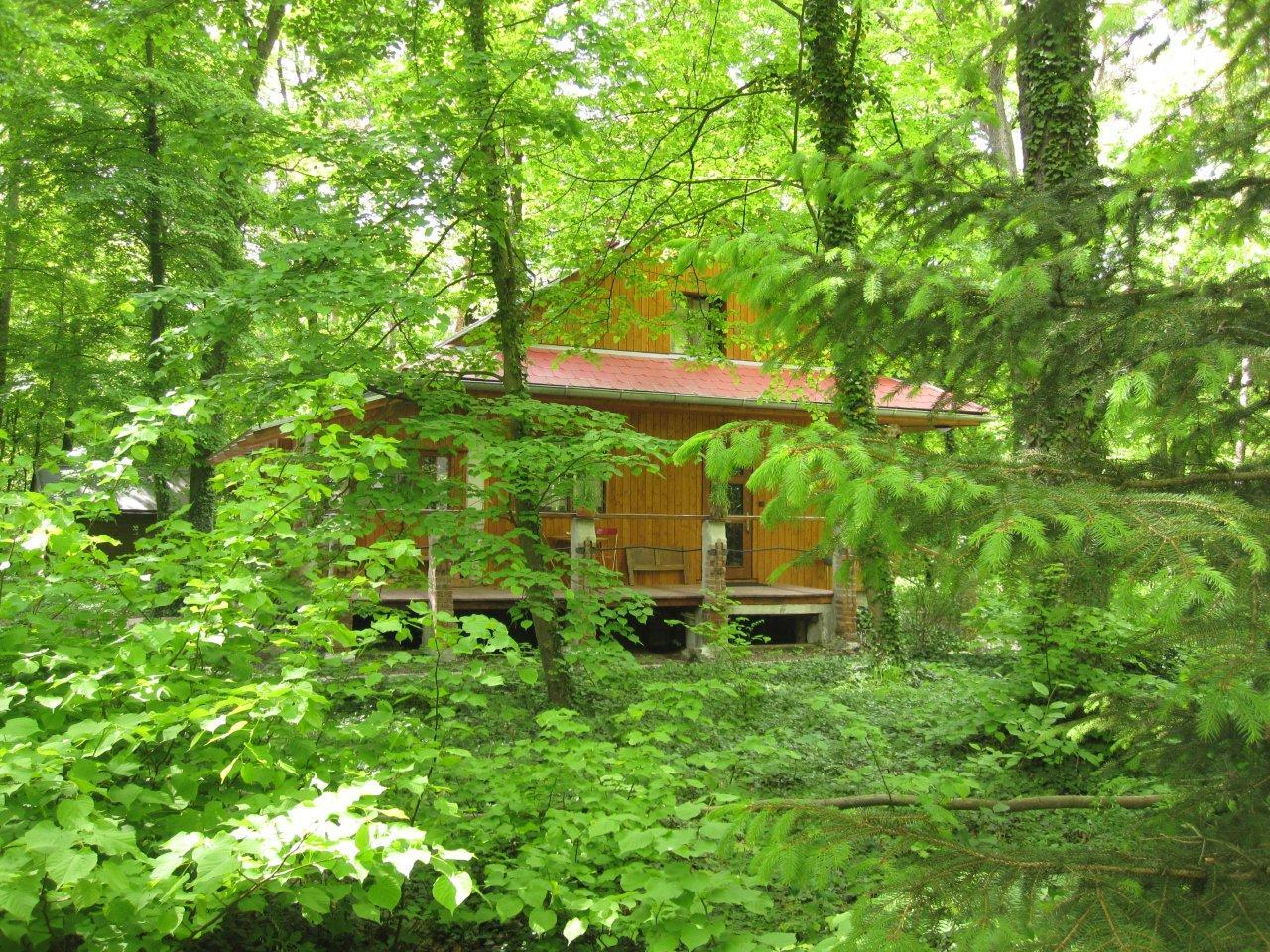 chata v Kersku U lesních Mužíků